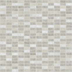 Marble mosaic designed wet wall panels